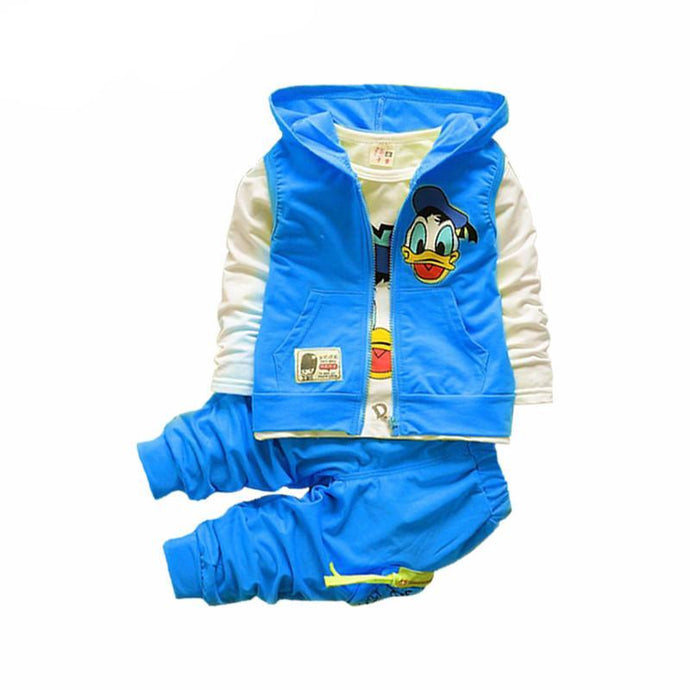 Donald Duck Clothes Set