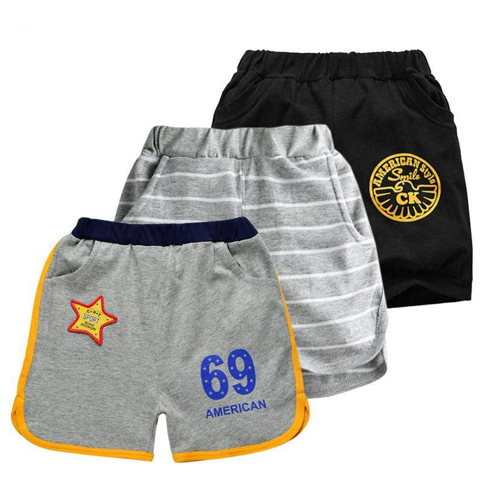 Letter Printing Sport Shorts