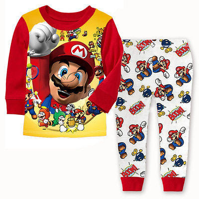 Super Mario Sleepwear Set