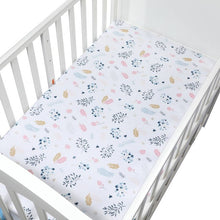 Crib Fitted Bedding