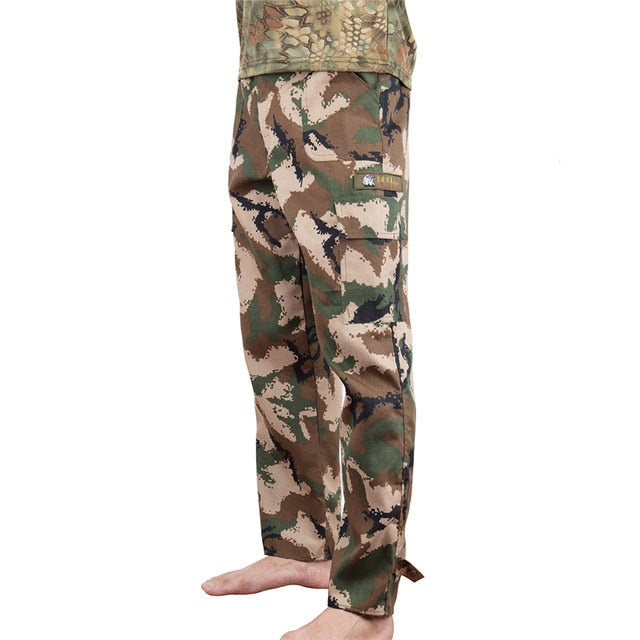 Camouflage Harem Pant Trousers