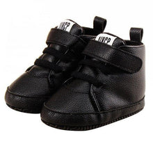 PU Leather Sole Sneakers
