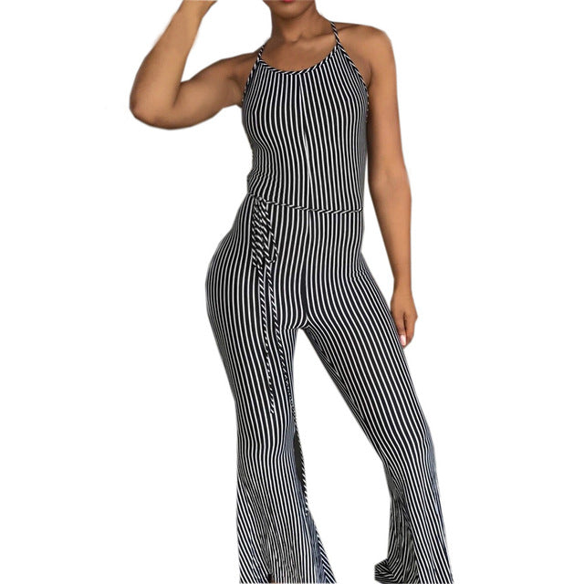 Skinny Casual Party Jumpsuit