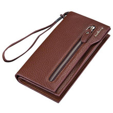 Leather Wallet Money Bag