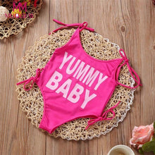 Yummy Baby Print Swimsuit