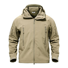 Waterproof Windbreaker Military Jacket