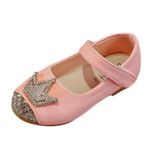 Beading Crown Shoes