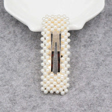 Korean Design Snap Barrette Stick Hairpin