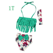 Tassel Bathing Swimwear