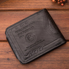 Bifold Business Leather Wallet