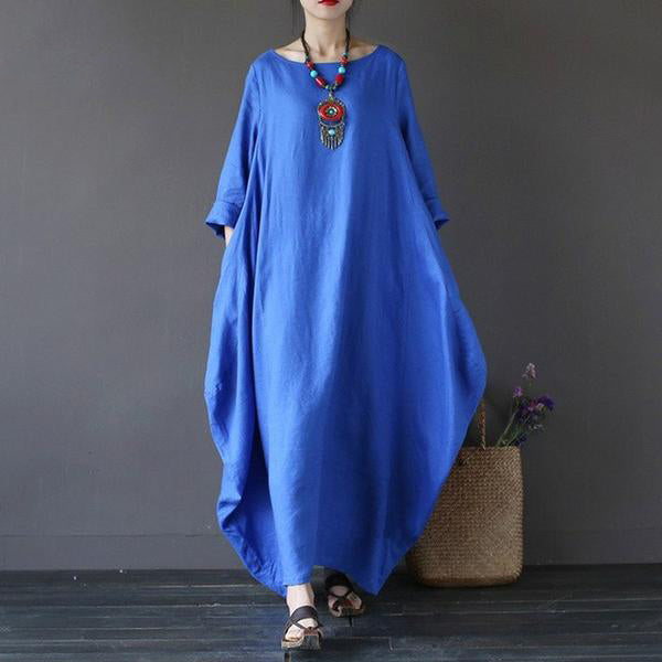 Casual Baggy Maxi Long Dress