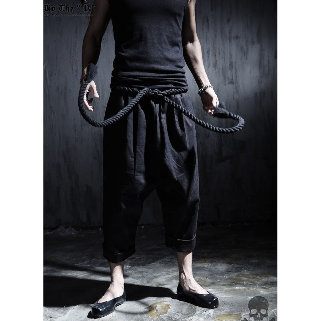 Men Pants - Unique Thick rope