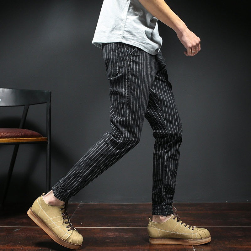 Men Pants - Pencil Pants