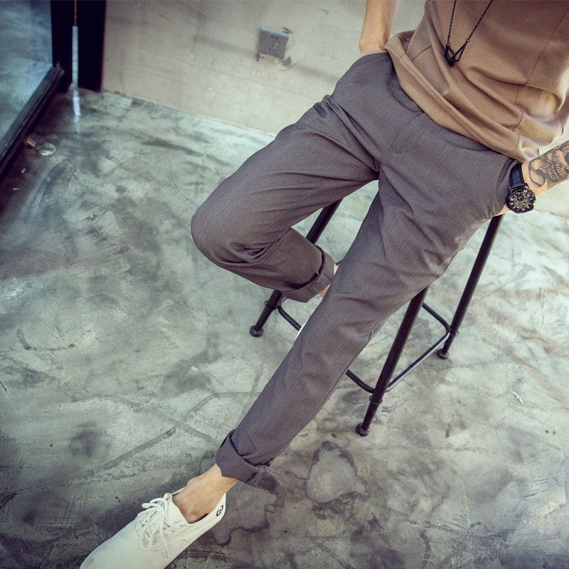Men Pants - Slim Pants