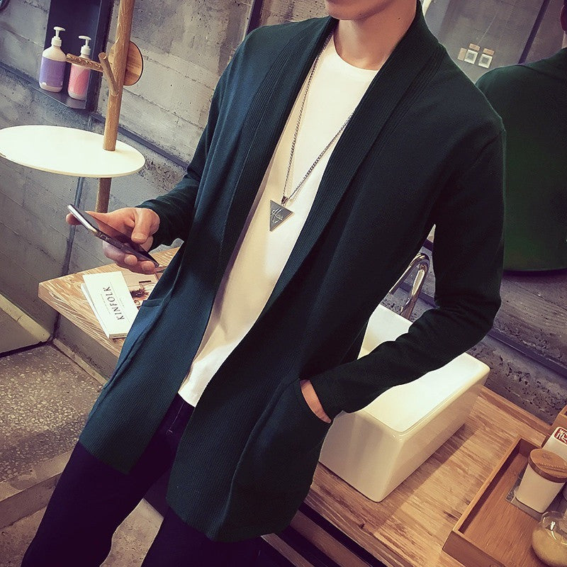 Men Cardigan - Casual Sweater