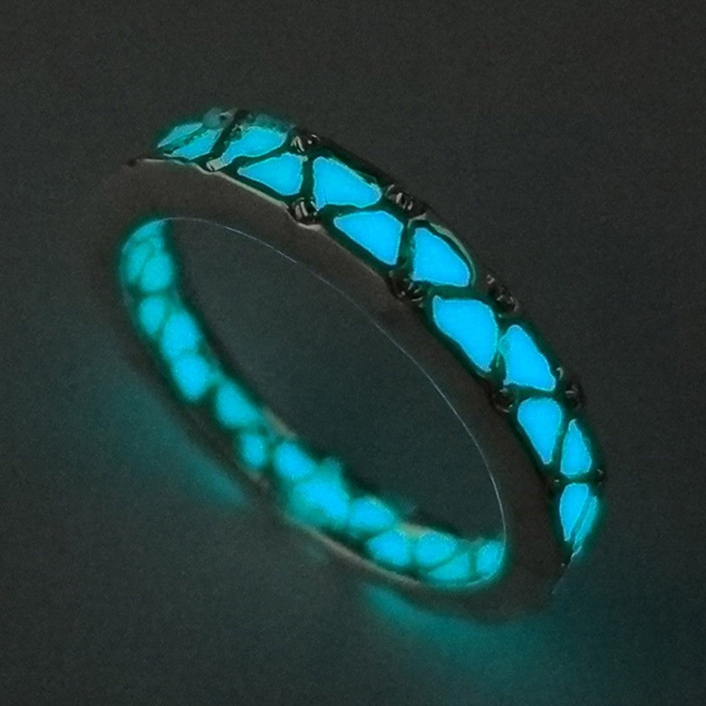 Glow Ring - Glow In The Dark Ring