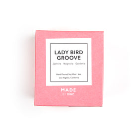 Lady Bird Groove 6 Oz. Candle