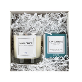 Golden State Soap & Candle Gift Set