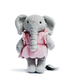 Stuffed Elephant Kiki Bundle