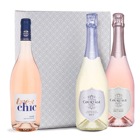 Sparkling Wine & Rosé 3 Bottle Gift Set