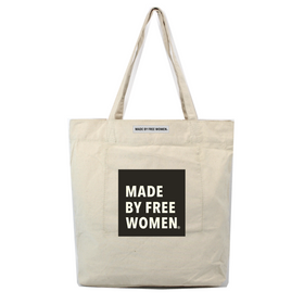 Market Tote by Free Women Square