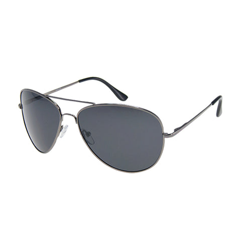 Black Ice™ Polarised Classic Aviator Sunglasses