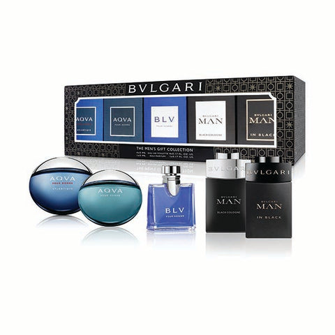 The Bulgari Men's Gift Collection