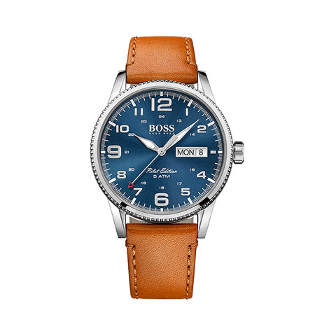 Hugo Boss Gents Watch Pilot Vintage