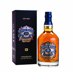 Chivas Regal 18 Year Old Scotch Whisky 75cl
