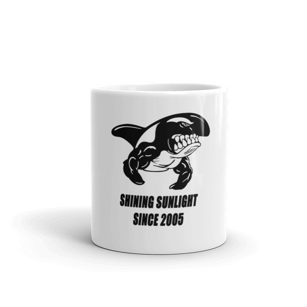SHINING SUNLIGHT SINCE 2005 11oz Mug