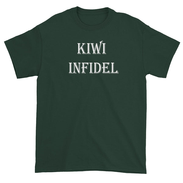 KIWI INFIDEL Short sleeve T-shirt