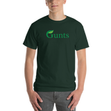 Green Party 'Gunts' ( the Marama Davidson inspired) Short-Sleeve T-Shirt