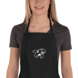Whaleoil WHALE Embroidered Apron