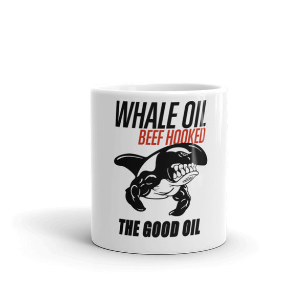 THE GOOD OIL Mug 11oz