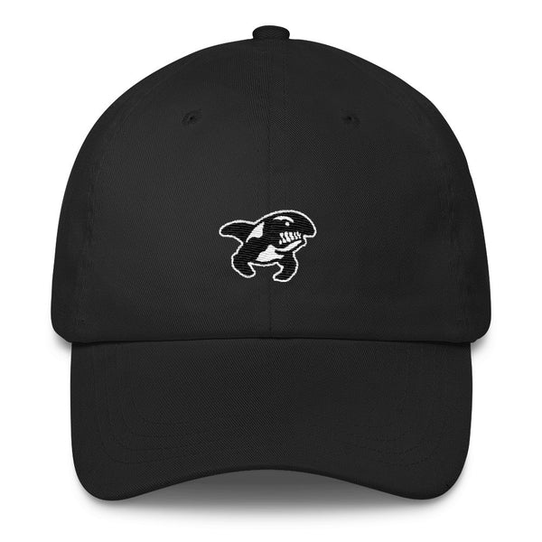 WHALEOIL Classic Dad Cap *SMALL logo