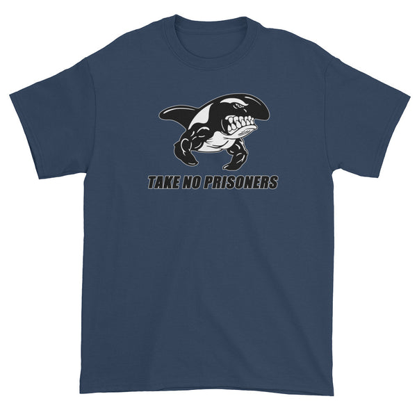 TAKE NO PRISONERS Short sleeve T-shirt