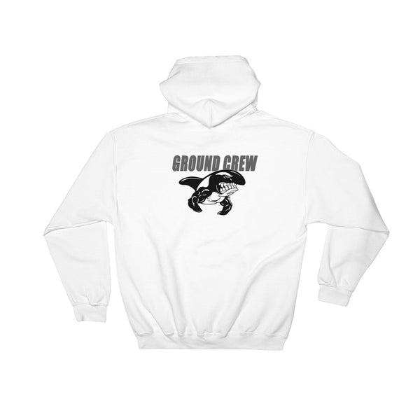 GROUND CREW Hooded Sweatshirt