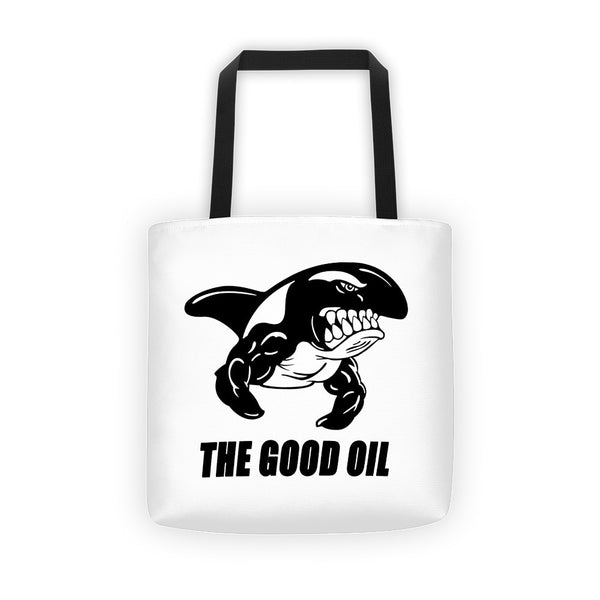 THE GOOD OIL Tote bag