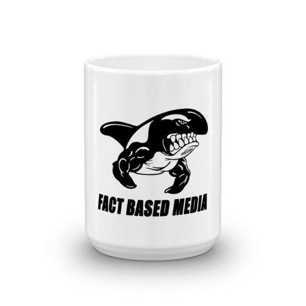 FACT BASED MEDIA 15oz Mug