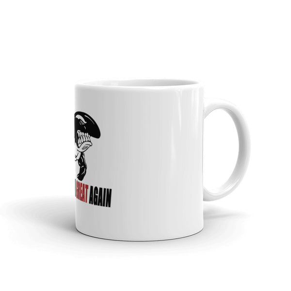 MAKING MEDIA GREAT AGAIN 11oz Mug