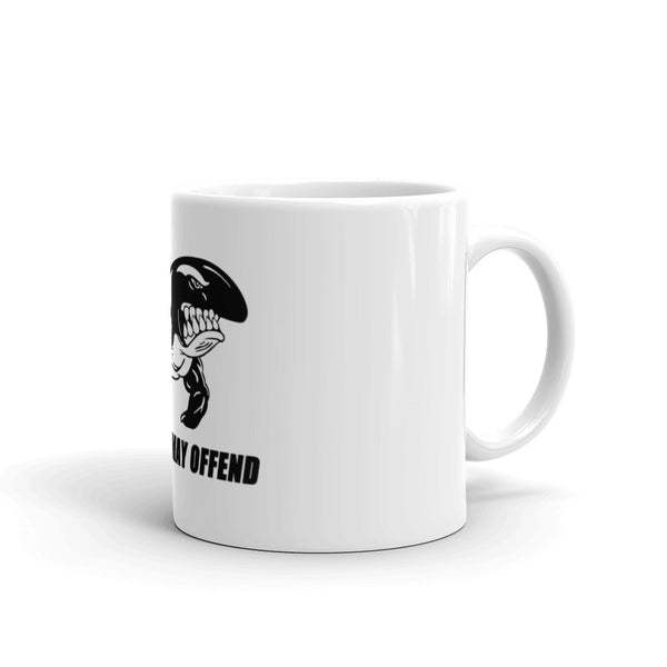 CONTENT MAY OFFEND 11oz Mug