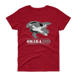 OMAKA 2019 Women's short sleeve t-shirt