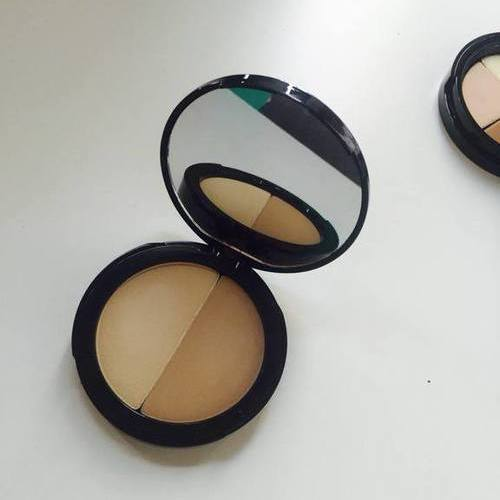 SENNA Mineral Mix Pressed Cover & Finish Foundation - GreenBeautyKoko