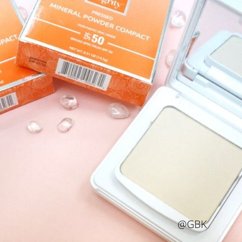 Suntegrity Pressed Mineral Powder Compact -SPF 50 防曬粉