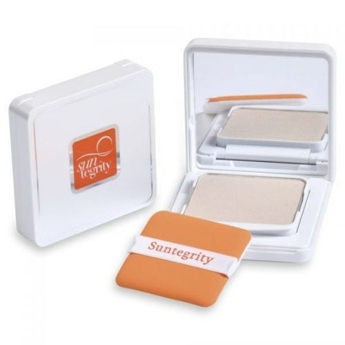 Suntegrity Pressed Mineral Powder Compact - Translucent, Broad Spectrum SPF 50 防曬粉