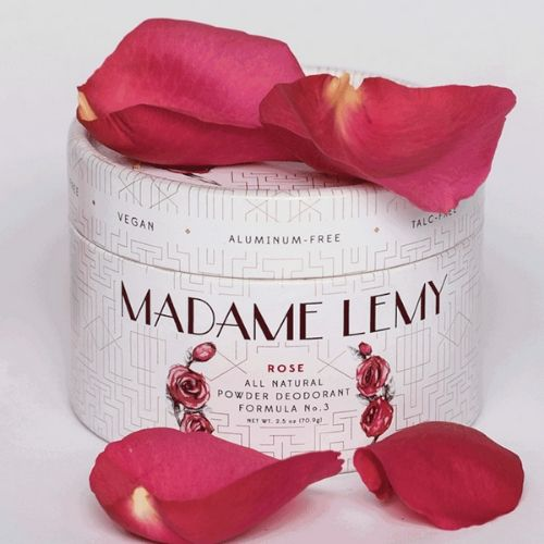 Madame Lemy Rose All-Natural Deodorant 玫瑰特務 No3
