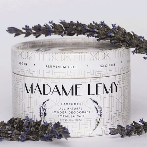 Madame Lemy Lavender All-Natural Deodorant 薰衣草特務 No2