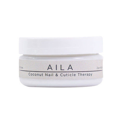 AILA Removers & Treatment  COCONUT NAIL & CUTICLE THERAPY - GreenBeautyKoko