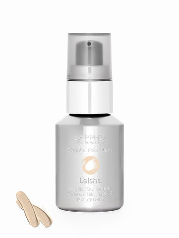 Sappho Essential Foundation 24小時保濕蘆薈粉底 - GreenBeautyKoko