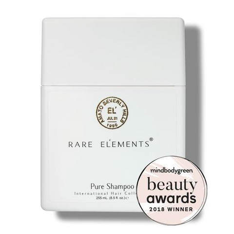 Rare El'Ements Pure Shampoo Hydrating Hair Bathe - GreenBeautyKoko
